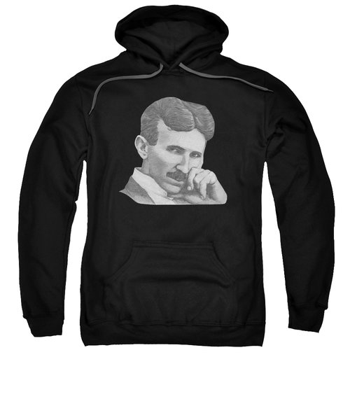 Nikola Tesla Graphic Sweatshirt