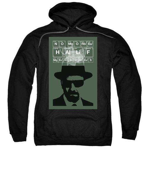 No More Half Measures - Breaking Bad Poster Walter White Quote Sweatshirt