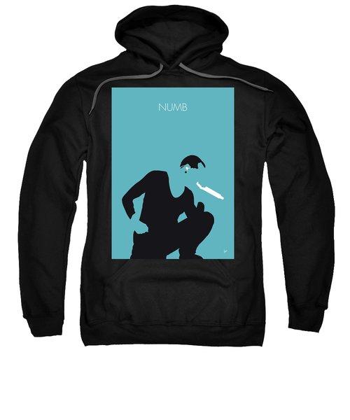 No085 My Linking Park Minimal Music Poster Sweatshirt