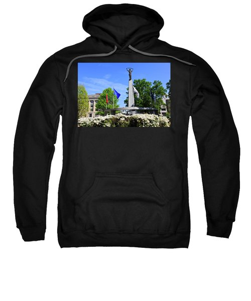 North Carolina Veterans Monument Sweatshirt