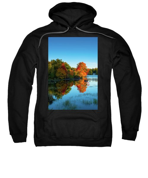 Northwood Lake Autumn Sweatshirt