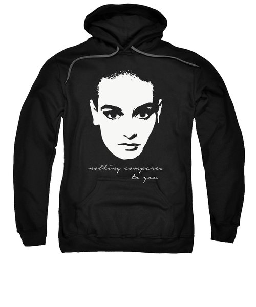 Nothing Compares To You Pop Art Sweatshirt