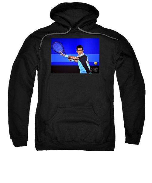 Novak Djokovic Sweatshirt