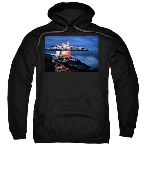 Nubble Lights Sweatshirt