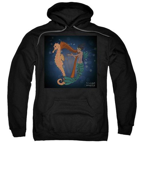 Ocean Lullaby1 Sweatshirt
