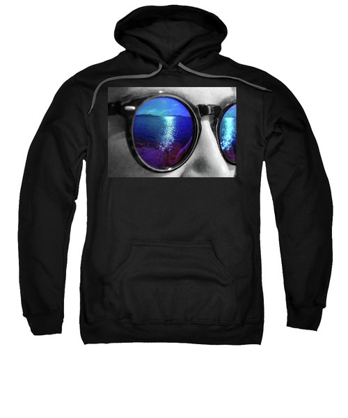 Ocean Reflection Sweatshirt