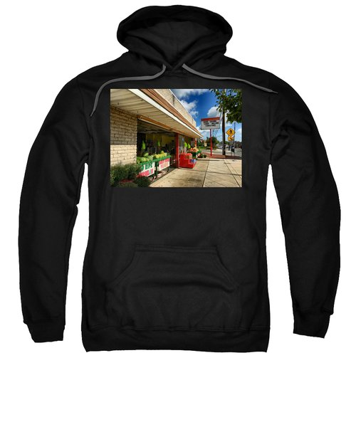 Off To The Market Sweatshirt