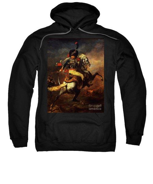 Officer Of The Hussars Sweatshirt