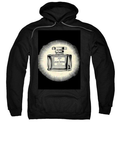 Sweatshirt featuring the digital art Oh Joy by ReInVintaged