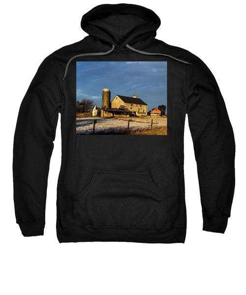 Old Barn 2 Sweatshirt