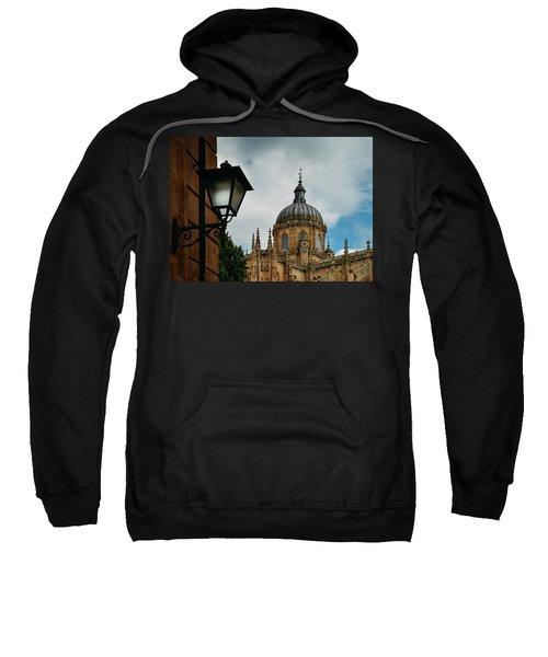 Old Cathedral, Salamanca, Spain  Sweatshirt