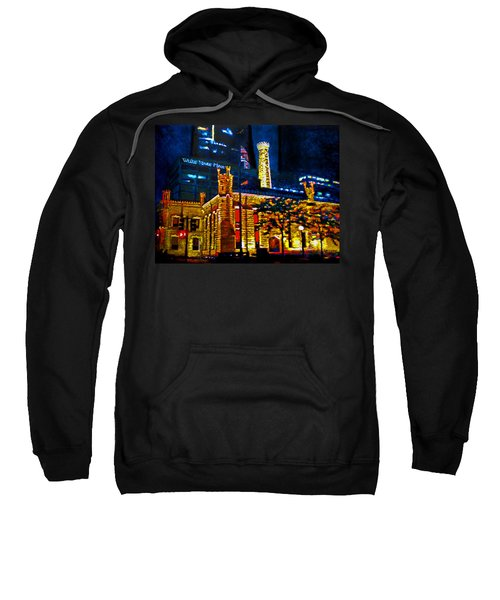 Old Chicago Pumping Station Sweatshirt