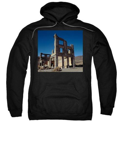 Old Cook Bank Building Sweatshirt