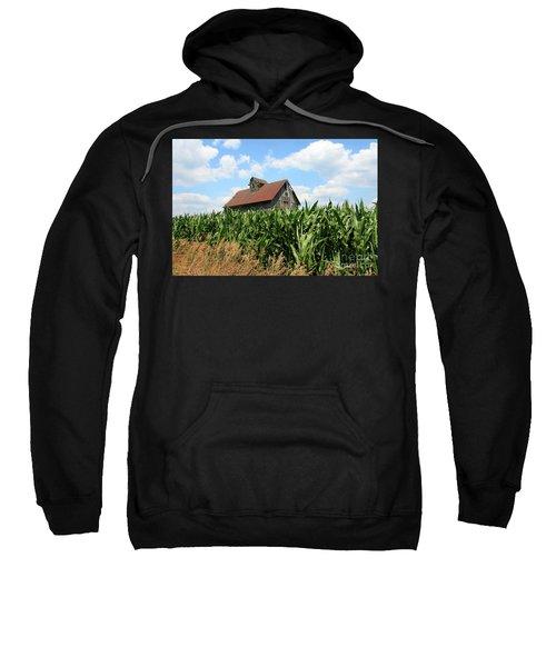 Old Corn Crib Sweatshirt