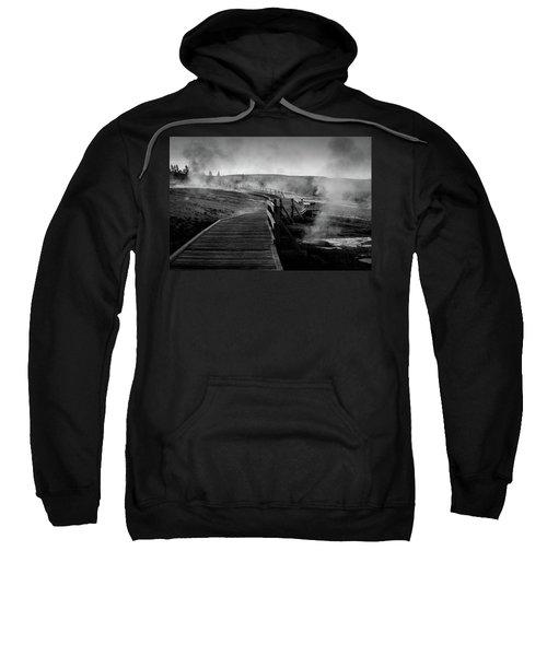 Old Faithful Boardwalk Sweatshirt