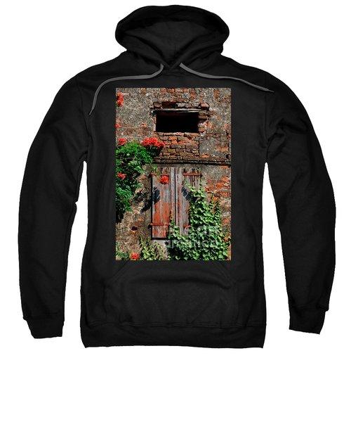 Old Farm Window Sweatshirt