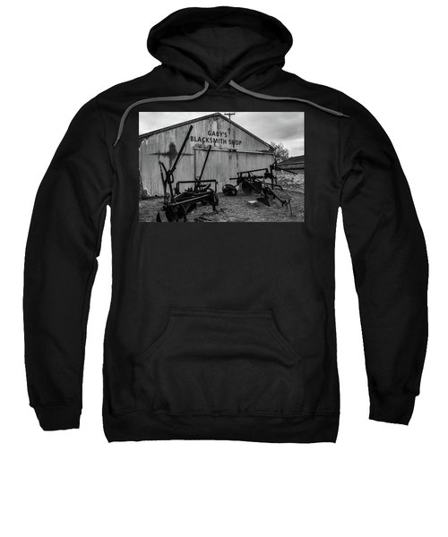 Old Frisco Blacksmith Shop Sweatshirt
