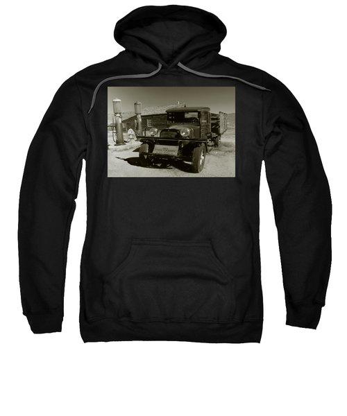 Old Pickup Truck 1927 - Vintage Photo Art Print Sweatshirt
