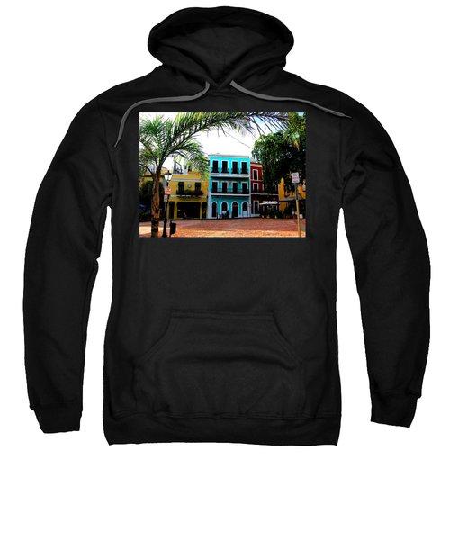 Old San Juan Pr Sweatshirt