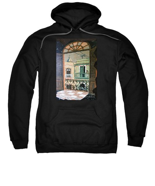 Old San Juan View Sweatshirt