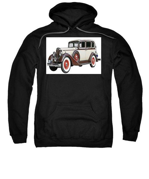 Old Time Auto Sweatshirt