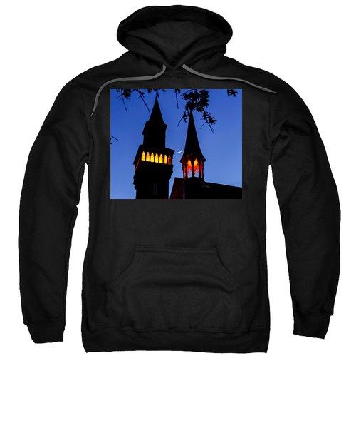 Old Town Hall Crescent Moon Sweatshirt
