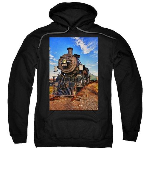 Old Train Sweatshirt