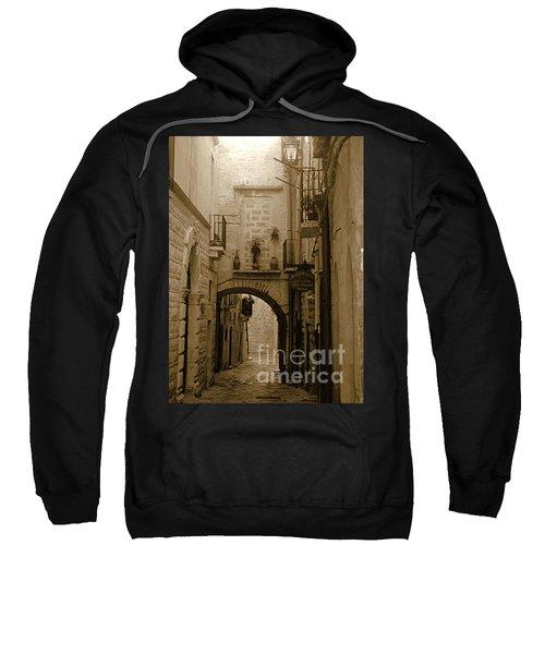 Old Village Street Sweatshirt