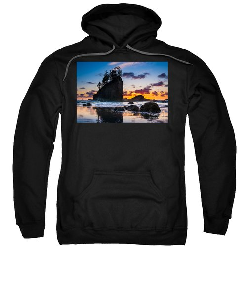 Olympic Sunset Sweatshirt