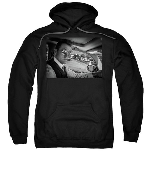 On His Way To Be Wed... Sweatshirt