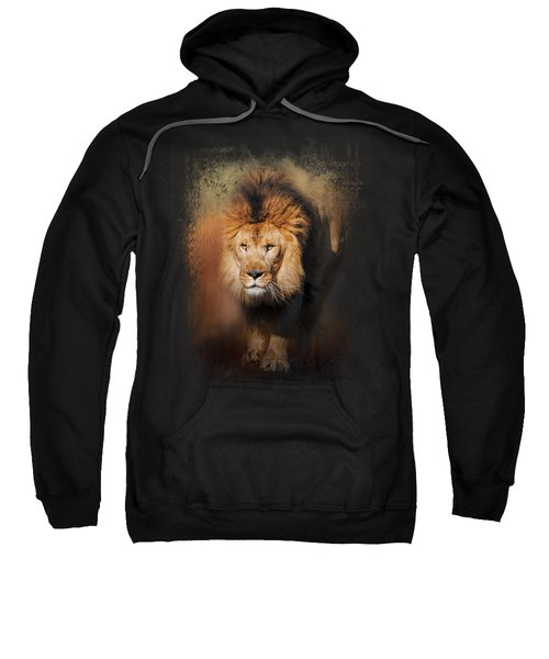 On The Hunt Sweatshirt by Jai Johnson