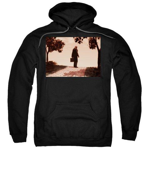 On The Path To Nowhere Sweatshirt