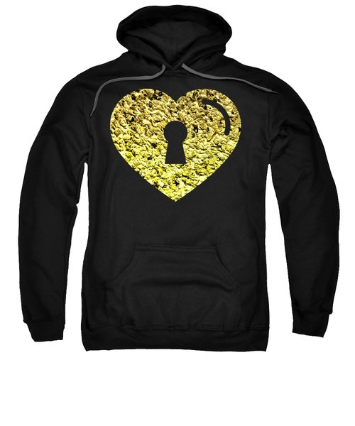 One Heart One Key 2 Sweatshirt
