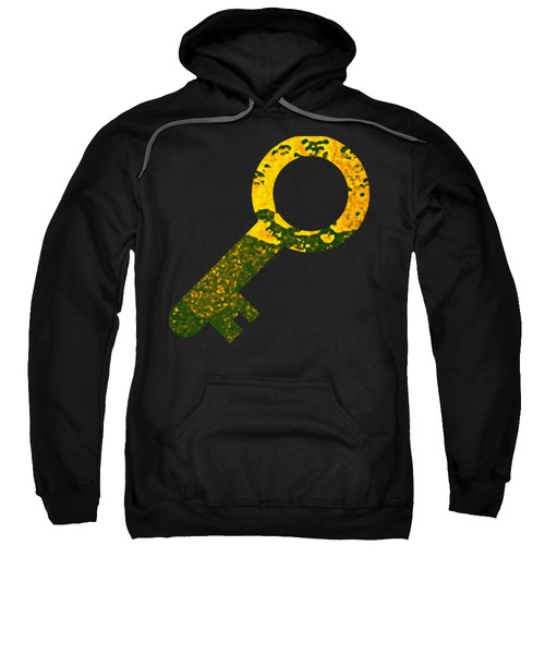 One Key One Heart Sweatshirt