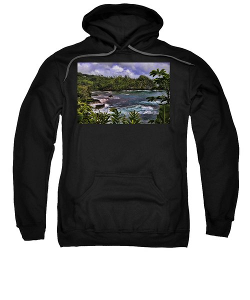Onomea Bay Hawaii Sweatshirt