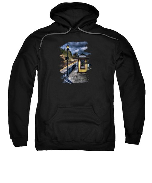 Oregon City Train Depot Sweatshirt