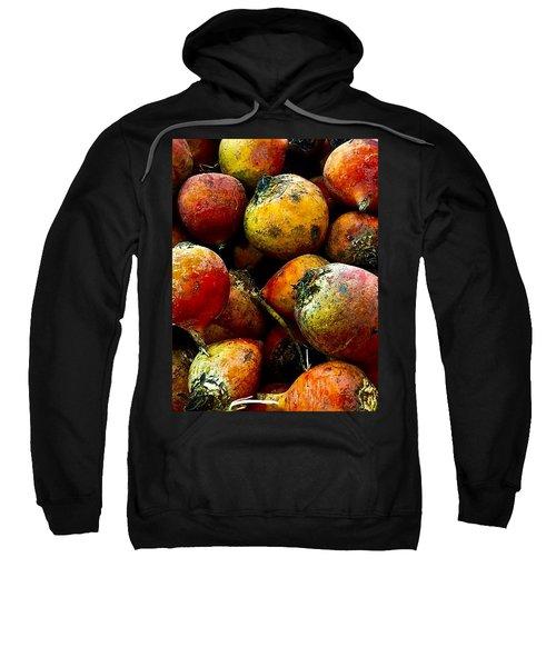 Organic Beets Sweatshirt