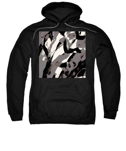 Organic No 2 Abstract Sweatshirt