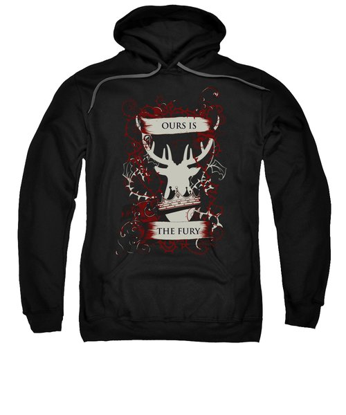 Ours Is The Fury Sweatshirt