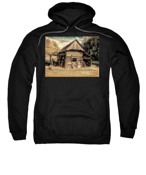 Out To Pasture 1 Sweatshirt by Bellesouth Studio