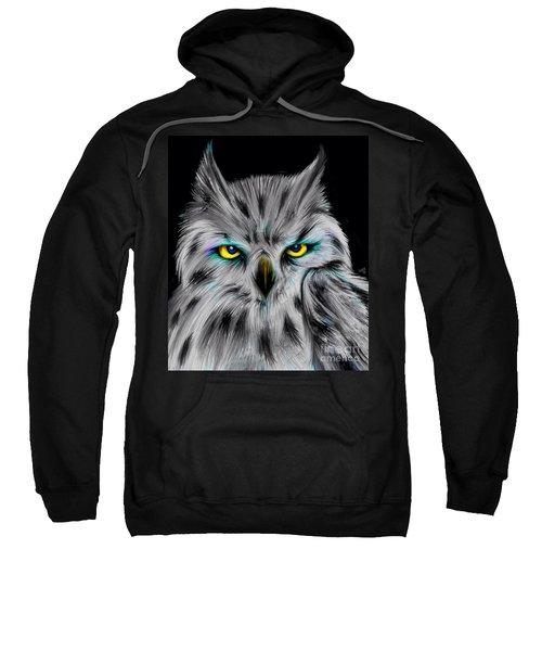 Owl Eyes  Sweatshirt