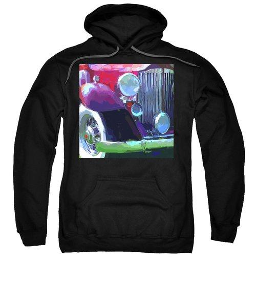 Packard Close Up Pop Sweatshirt