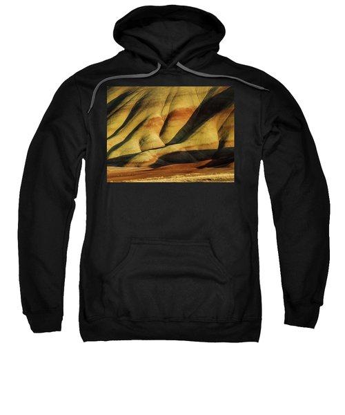 Painted In Gold Sweatshirt