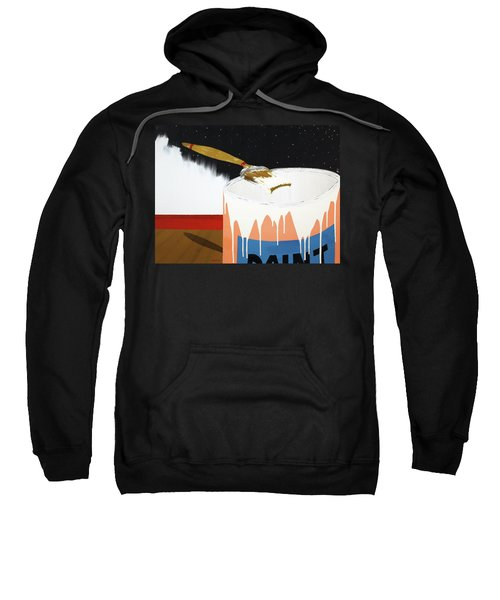 Painting Out The Sky Sweatshirt