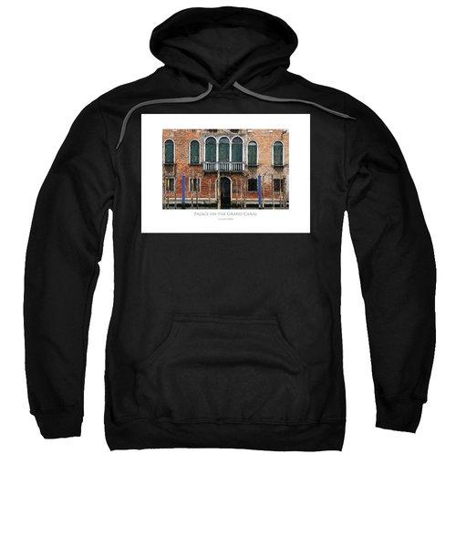 Palace On The Grand Canal Sweatshirt