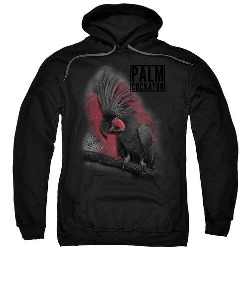 Palm Cockatoo No 01 Sweatshirt