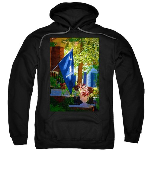 Palmetto Flag Sweatshirt