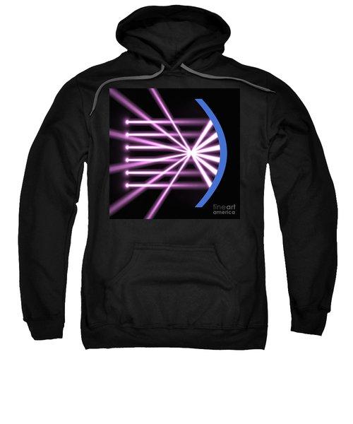 Parabolic Reflector 2 Sweatshirt