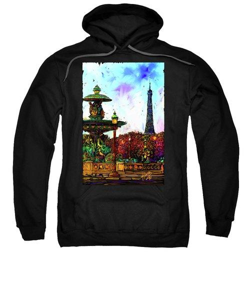 Paris Sweatshirt