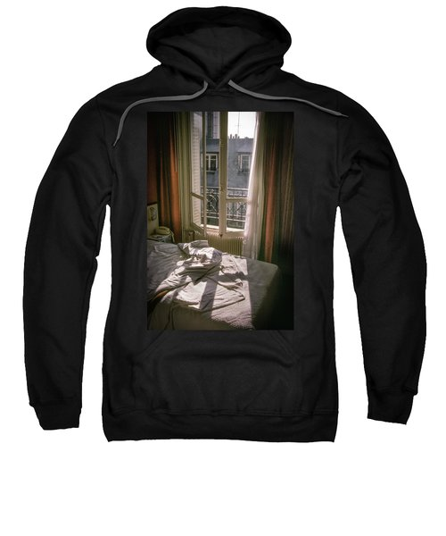 Paris Morning Sweatshirt